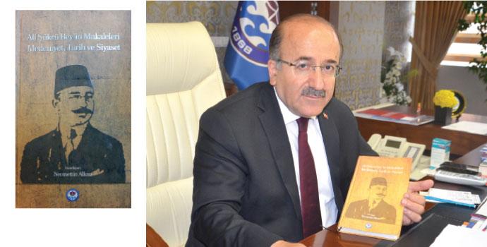 Trabzon Büyükşehir Belediyesinden 2. Ali Şükrü Bey kitabı