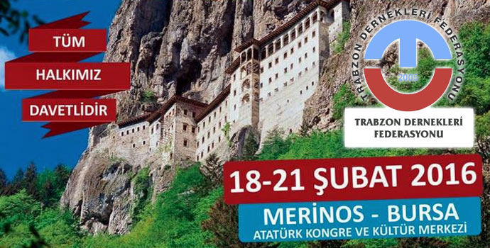 Trabzon dört gün Bursa'da