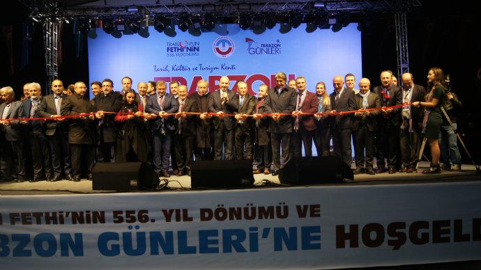 Trabzon Günleri Yenikapı'da başladı