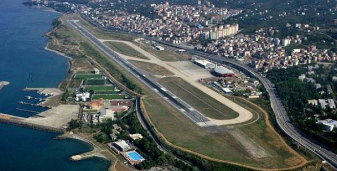 Trabzon havalimanı 7. sırada