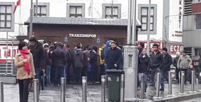 Trabzon Meydanı'nda bilet satışı başladı