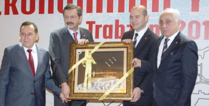 Trabzon sizinle gurur duyuyor