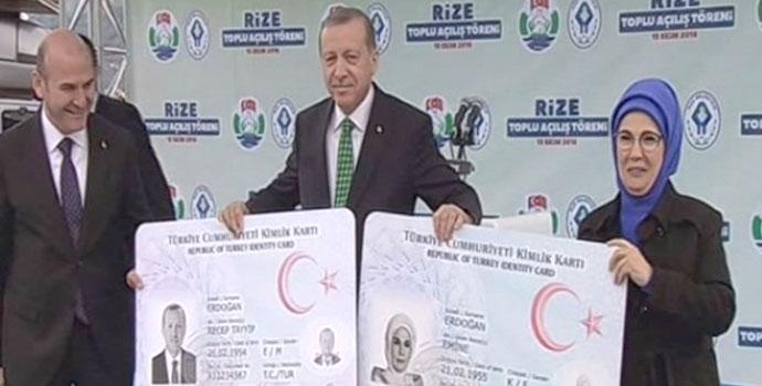 Trabzon'da çipli kimlik dönemi başlıyor