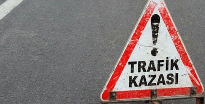 Trabzon'da feci kaza can aldı