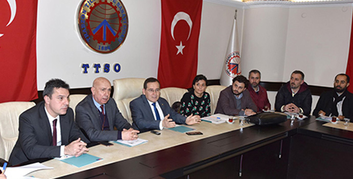 Trabzon'da 'HİSER' Projesi tanıtıldı
