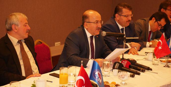 Trabzon'da yüksek kata geçit yok