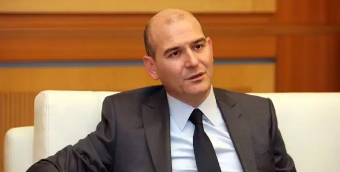Trabzon'dan Süleyman Soylu'ya tebrik yağdı