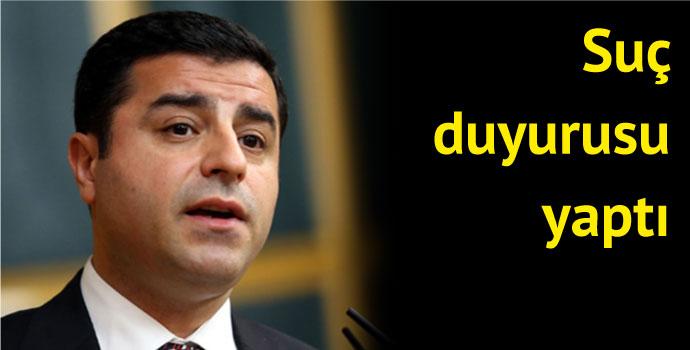 Trabzonlu başdanışmana suç duyurusunda bulundu!