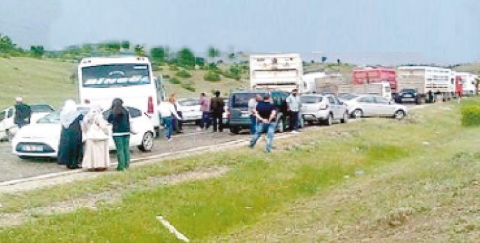 Trabzonlu kamyoncu haberi yalan çıktı!