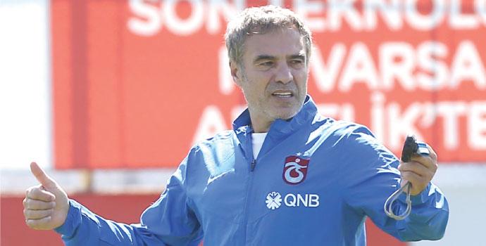 Trabzonspor Alanya'da çıkış arıyor