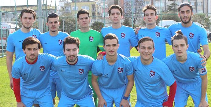 Trabzonspor altyapı maç sonuçları