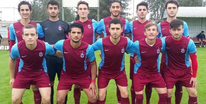 Trabzonspor altyapısı yine şov yaptı