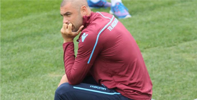 Trabzonspor Burak Yılmaz'ın ekstresini yayınladı