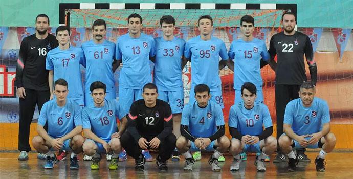 Trabzonspor hentbolde galip