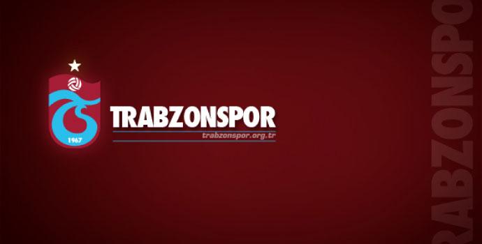 Trabzonspor personeli de feda etmeye başladı