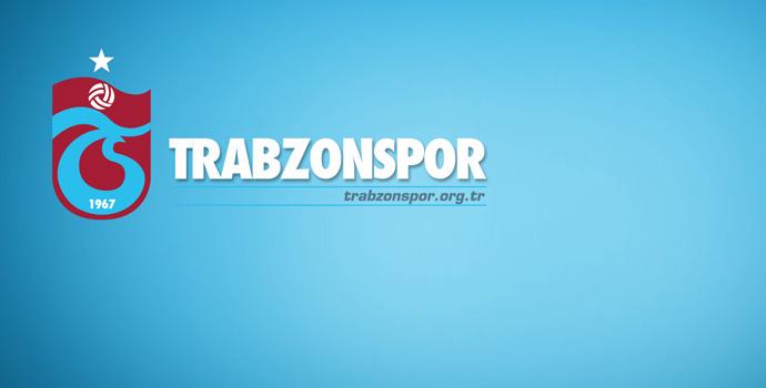 Trabzonspor taraftar grupları tek yürek!