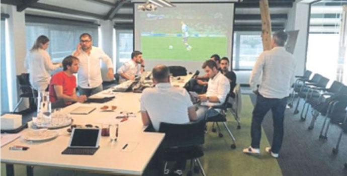 Trabzonspor'da scout ekibine neşter vuruldu