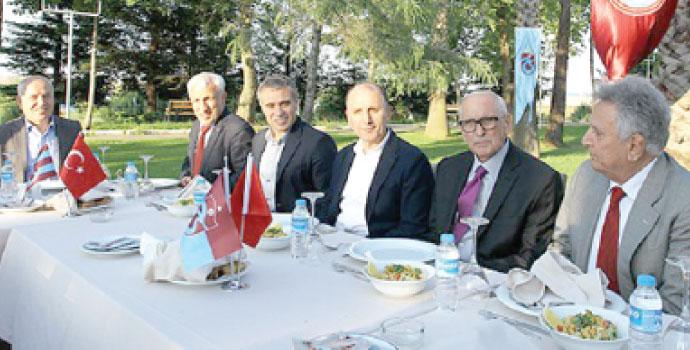Trabzonspor'da tüm gözler 28 Haziran'daki iftara çevrildi