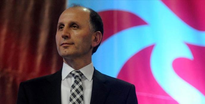 Trabzonspor'dan demokrasi nöbetine tam destek