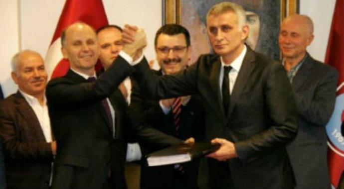 Trabzonspor'u olağanüstü kongreye davet ettiler!