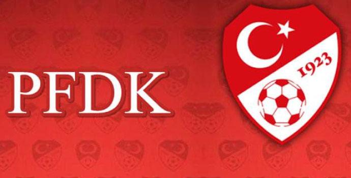 Trabzonspor'un haftalık PFDK Raporu