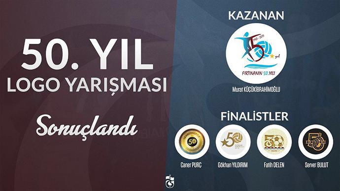 Trabzonspor'un logo yarışması sonuçlandı.