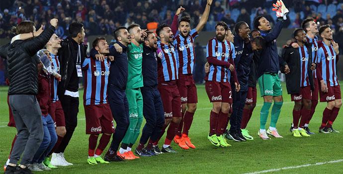 Trabzonspor'un yarısı milli takımda