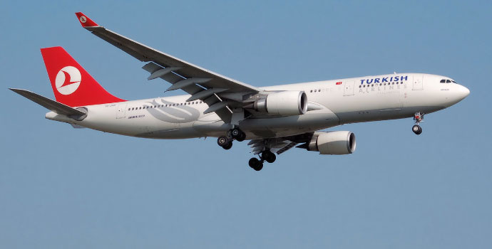 Turizmde uçak krizi