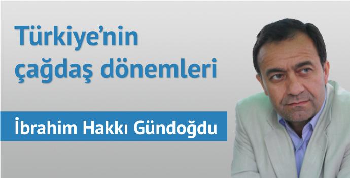 Türkiye'nin çağdaş dönemleri