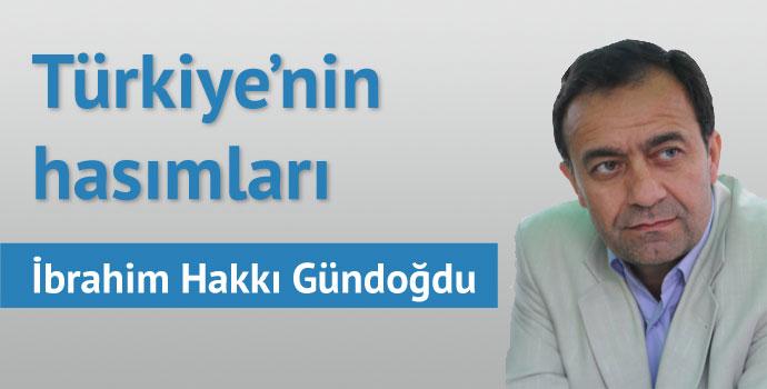 Türkiye'nin hasımları