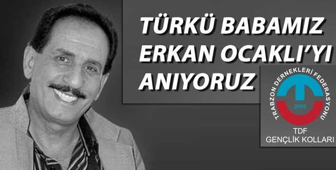 Türkü Baba'yı rahmetle anıyoruz