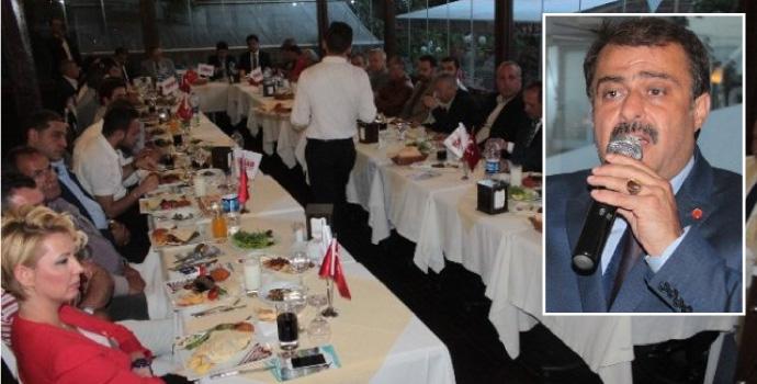 TÜRSAB yetkilisi Mehmet Akkuş Karadeniz'deki Arap turizminden rahatsız oldu
