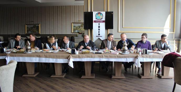 TÜSED-Ankara önemli isimleri ağırladı