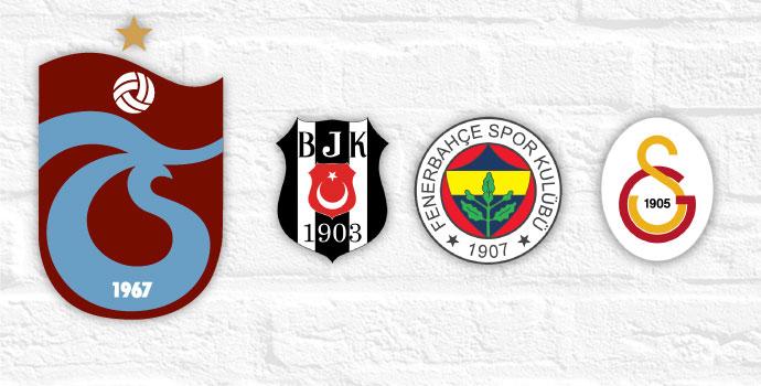 Üç İstanbul takımıyla maç tarihleri belli oldu