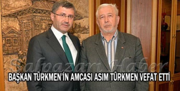 Üsküdar Belediye Başkanı amcasını kaybetti