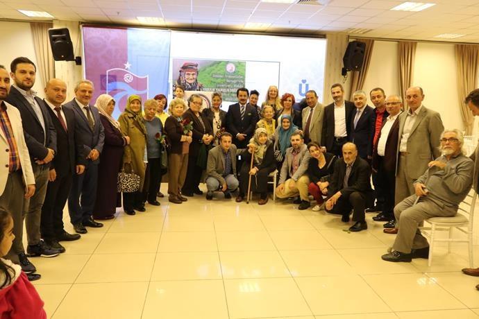 Üsküdar Trabzonlular Derneği'nden anlamlı iftar