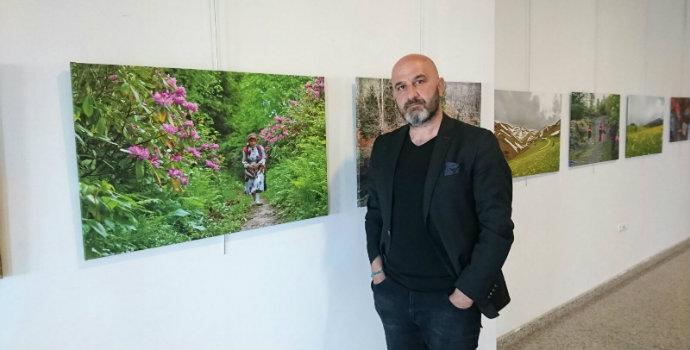 Varol Uzlu'dan yeni fotoğraf sergisi