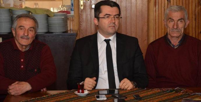 Zigana'da istişare toplantısı yapıldı