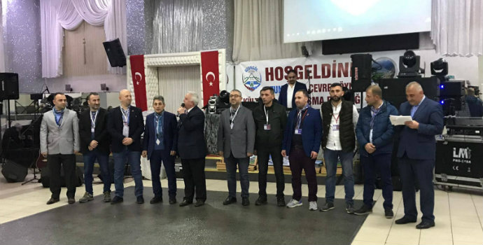 Bursa'da Uzungöl Saatleri...