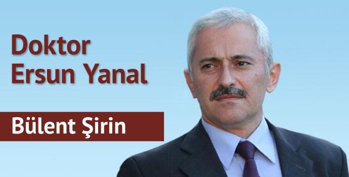 Doktor Ersun Yanal...
