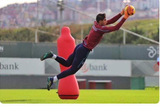 İşte Trabzonspor'un yeni kalecisi!