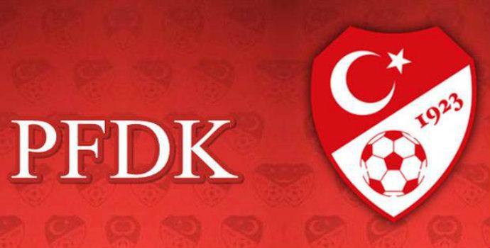 PFDK Trabzonspor'u yine boş geçmedi!