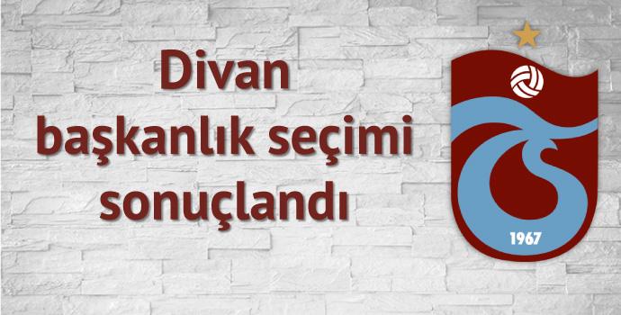 Trabzonspor Divan Kurulu yeni başkanını seçti