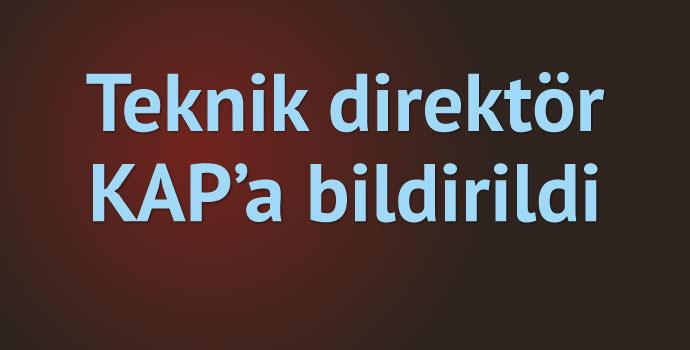 Trabzonspor'da teknik direktör belli oldu