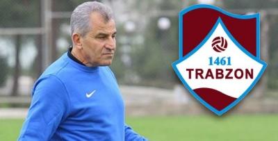 1461 Trabzon taraftarı Sarıyer maçına bekliyor