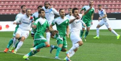 1461 Trabzon Sivas Belediyespor'u 7-1 mağlup etti.
