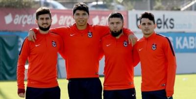 4 futbolcu sadece kupa'da oynayabilecek
