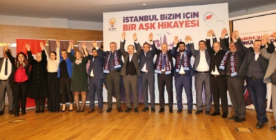 Ahmet Poyraz Trabzonlularla Buluştu