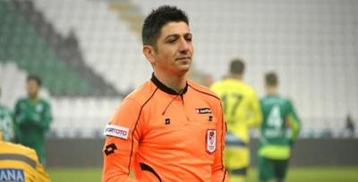 Antalya maçını Uğurlu yönetecek