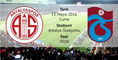 Antalyaspor'la 40. Karşılaşma